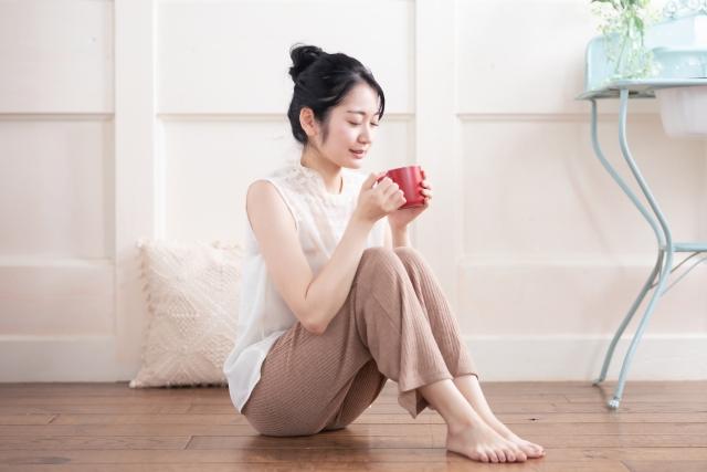 コーヒー 胃もたれ 白湯