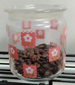 コーヒー豆 保存 100均